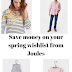 Save money on your spring wishlist from Joules
