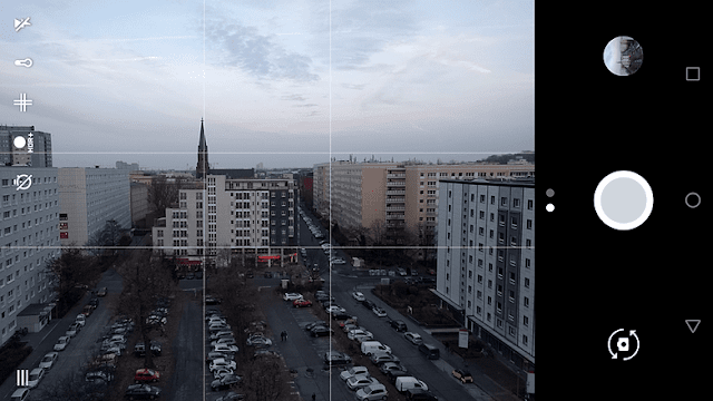 Camera Golden Cut