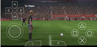 pes 2015 iso goal kick