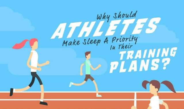 Why Should Athletes Make Sleep A Priority In Their Training Plans?