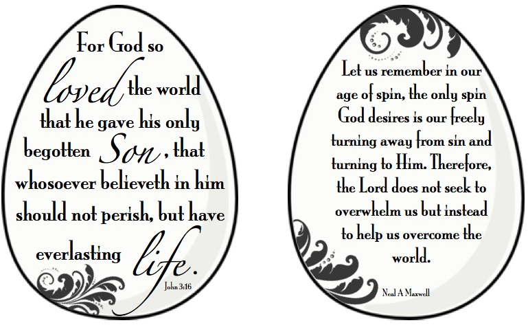 easter scripture clipart - photo #36