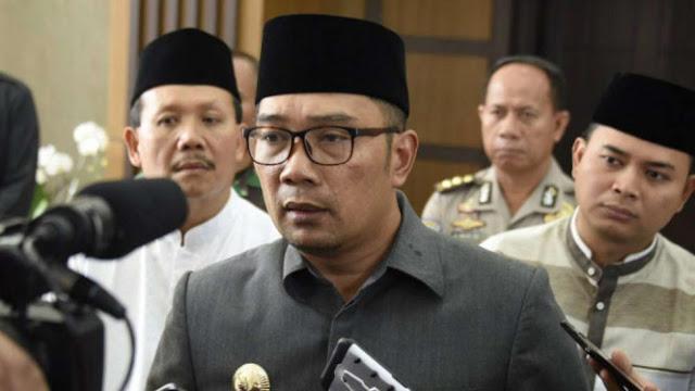 Ditegur KPK, Ridwan Kamil Tutup Mulut Kasus Meikarta