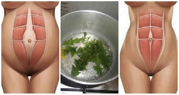 Take This Natural Remedy Juice For 7 Days and Forget About Belly Fat!