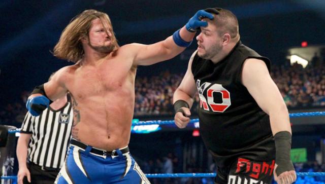 AJ Styles Vs Kevin Owens SummerSlam Live Stream