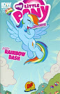 MLP Micro Series #2 Comic Cover Dynamic Forces Variant