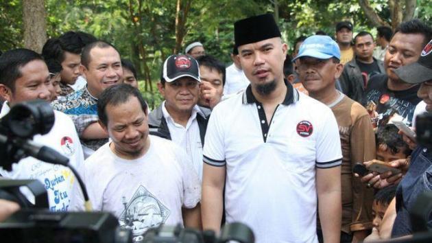 Hasil Sementara; Ahmad Dhani Keok di Pilkada Bekasi
