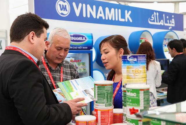 Chiến lược Marketing 4P của Vinamilk