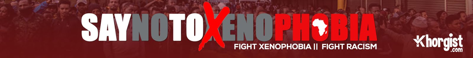 fight xenophobia add