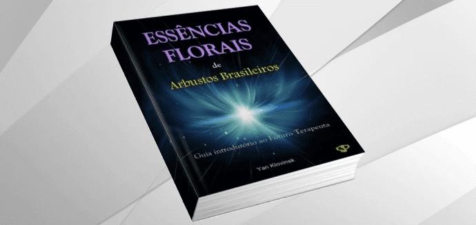 Livro: Essências Florais de Arbustos Brasileiros