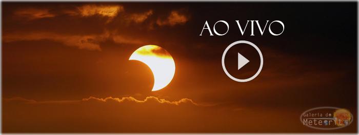 eclipse solar de 13 de setembro de 2015 - ao vivo