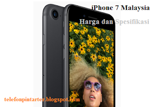 Harga iPhone 7 Malaysia