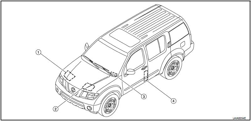 repair-manuals: Nissan Pathfinder 2005 R51 Repair Manual