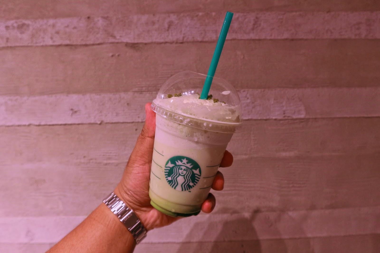 Starbucks Tea-ramisu Frappuccino