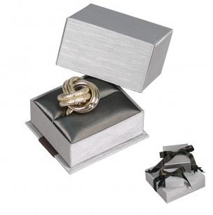 Elegant Bowtie Ring Boxes
