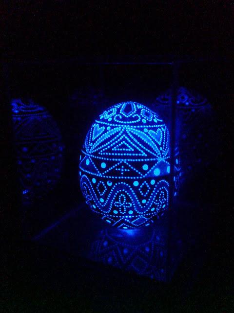 hướng dẫn điêu khắc trên vỏ trứng