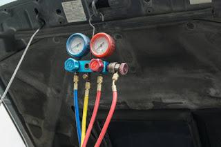 Cara Pemeriksaan AC Mobil
