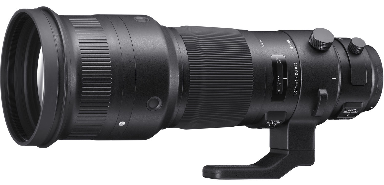 Sigma 500mm f/4 DG OS HSM