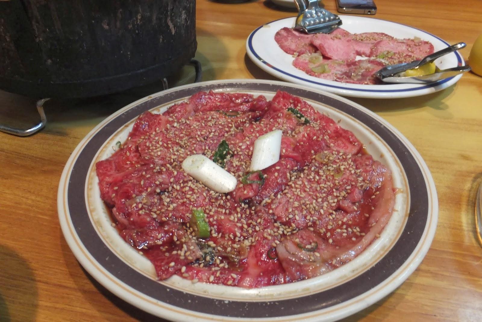yakiniku-bakedbeef 焼肉