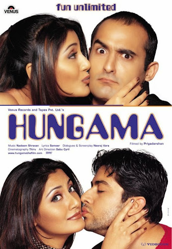 Hungama (2003) Movie Poster
