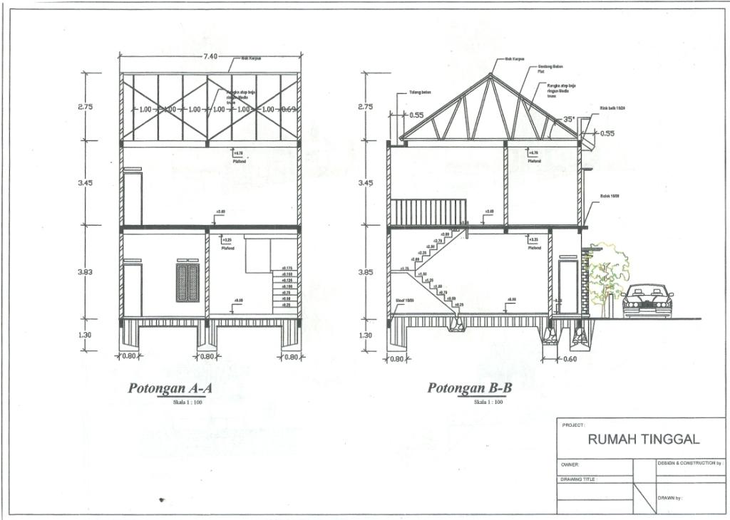 Image Result For Desain Taman Dalam