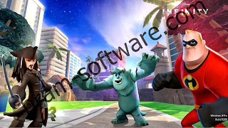 Free Download Disney Infinity Theme Pack For PC, OS : Windows 7, RT and Windows 8