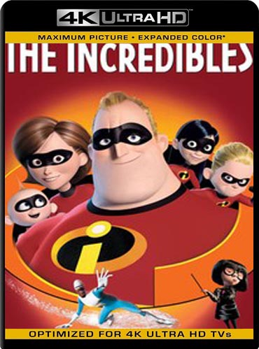 Los Increíbles (2004) 4K UHD 2160p Latino [GoogleDrive] SilvestreHD