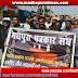 पुलवामा के शहीदों को पत्रकारों ने भी दी श्रद्धांजलि, पाक को मिले इसकी सजा