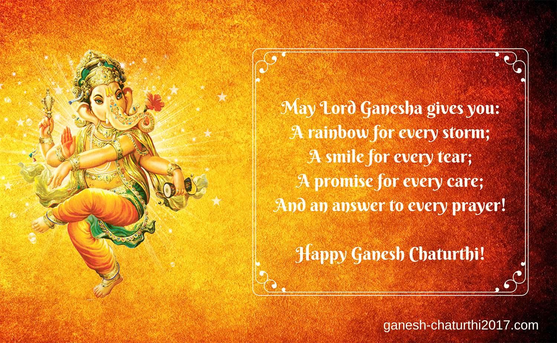 Gowri ganesha festival wishes