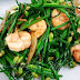 Stir Fried Chives