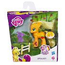 My Little Pony Crystal Motion Wave 1 Applejack Brushable Pony