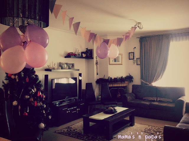 decoration peppa party