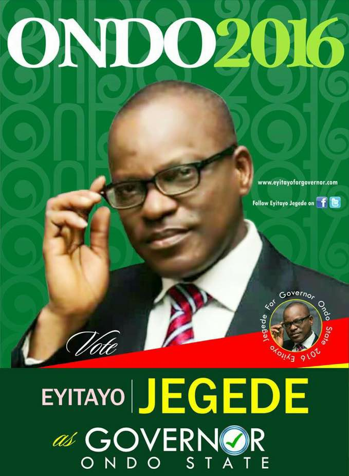 Breaking: Eyitayo Jegede maintains comfortable lead in the first ballot but election may be inconclusive.