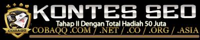 Info Terbaru Kontes seo cobaqq.net 2016