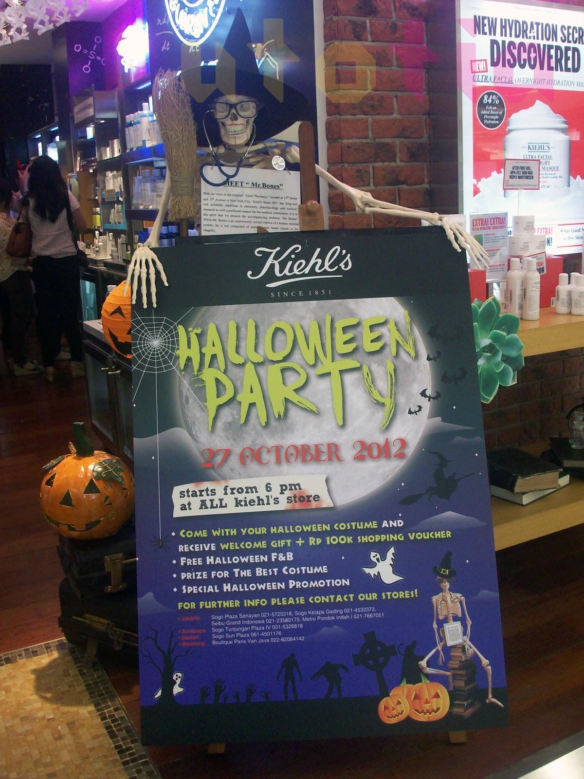Halloween 30 Oktober.Utotia Beauty Blog Oktober 2012