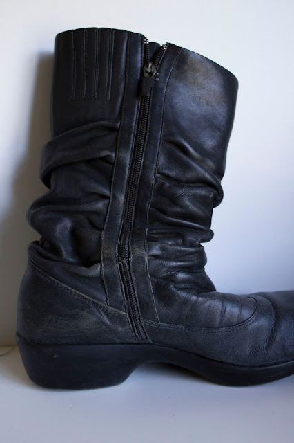 Unlikely Replacing The Zipper On A Boot