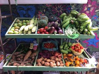Feira de produtos Agroecológicos, Orgânicos e do Pequeno Produtor