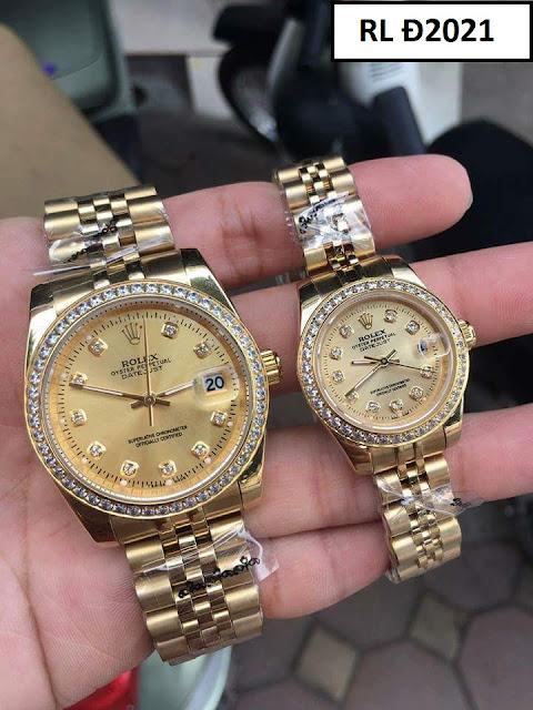 Đồng hồ Rolex Đ2021
