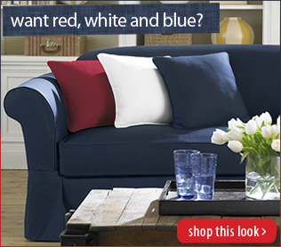 Sure Fit Slipcovers: Memorial Day Decorating And Entertaining Ideas