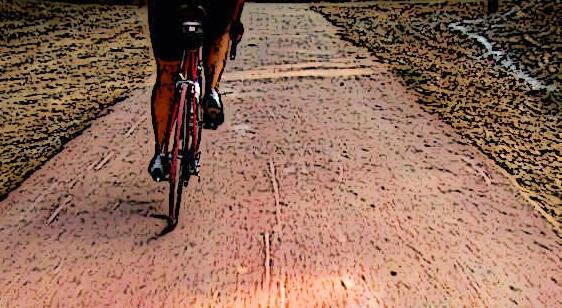 el asiento de bicicleta evita la impotencia