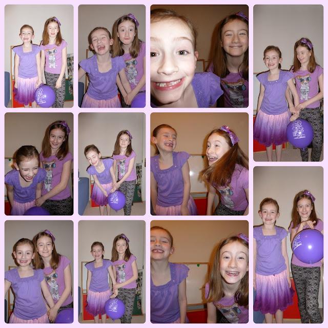 Stephs Two Girls Siblings Collage Feb