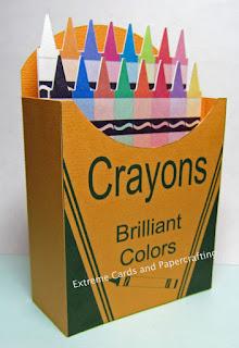 24 crayons box