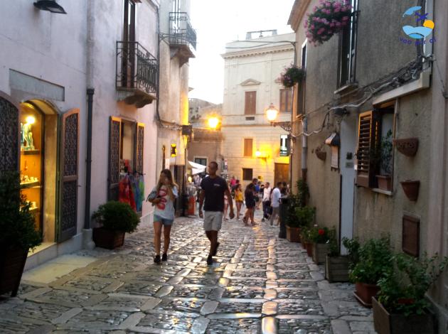 Erice - meu cantinho preferido da Sicília