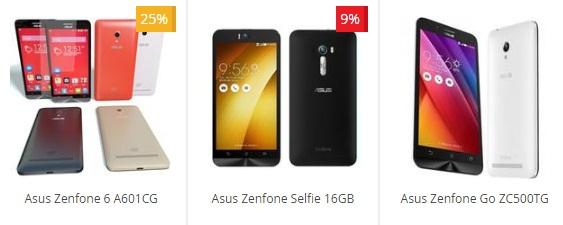 Info Harga Handphone Asus Terbaru berikut daftar harganya