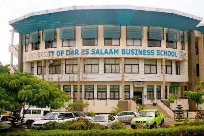 University of Dar es Salaam TANZANIA