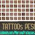 Tattoopack 100 pes17 BY Marcéu