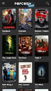 تحميل تطبيق popcorn time لمشاهدة جميع الافلام الاجنبية مترجمة للعربية للاندرويد