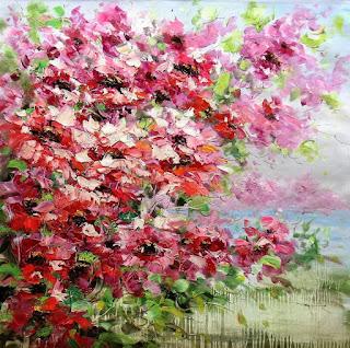 pintura-espatula-flores