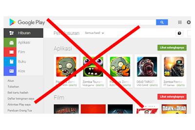 Google Akan Menghapus Ribuan Aplikasi di Google Play Store