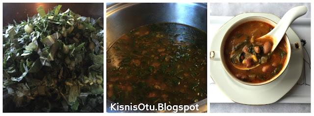 Kara lahana, Çorba tarifleri, Karadeniz yemekleri, Vejetaryen, Glütensiz, Yöresel Tarifler