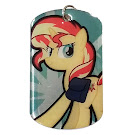 My Little Pony Sunset Shimmer Series 2 Dog Tag